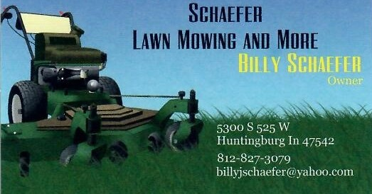 Schaefer Lawn Mowing & More